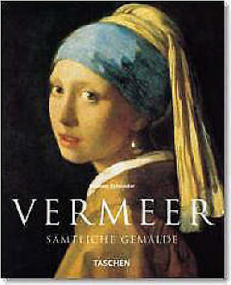 1 of 1 - Very Good, Vermeer: The Complete Paintings (Basic Art Album), Schneider, Norbert