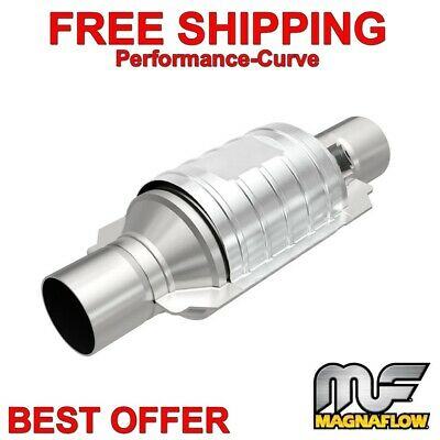 "MagnaFlow 2.25/"" Heavy Loaded Catalytic Converter OBDII 99205HM"
