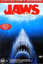 Jaws-25th-Anniversary-Ed-DVD-2003-R4-terrific-Condition
