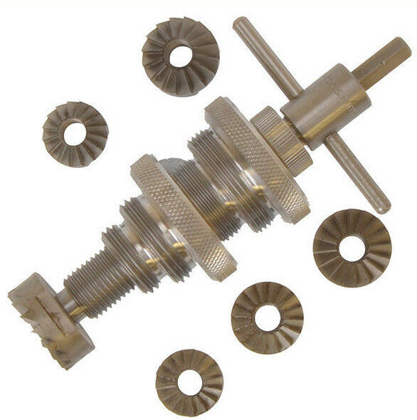 """MONUMENT 455E Parallel Bush 1/2"""" & 3/4"""" Tap Reseater/Reseating Tool, MON455"""