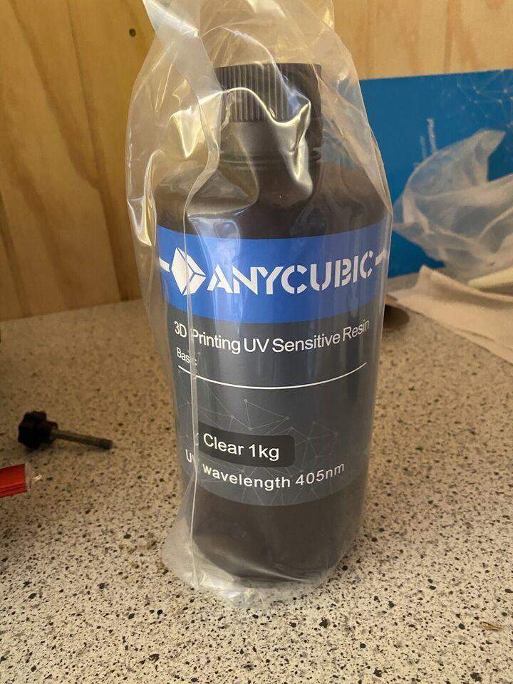 3D Printer, Anycubic, Photon Mono X