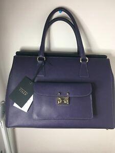 Image Is Loading Vittoria Napoli Cristiana Large Handbag Curry Bag Italian