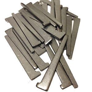 65mm BRIGHT CUT FLOORING BRAD STEEL NAILS - FLOOR NAIL - FLOOR BOARDS - JOIST