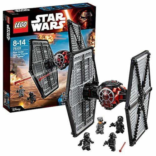 Lego Star Wars 75101  las fuerzas especiales de primer orden Tie Fighter