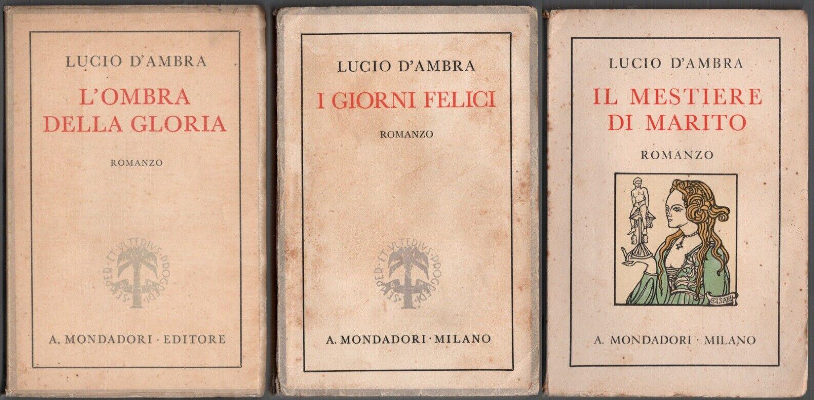 Passato e presente + Il Vaticano e l'Italia + Sul Risorgimento