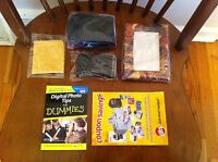 Centrios Slim Camera Kit Case Photo Tips For Dummies Wallet Frame Cloth More