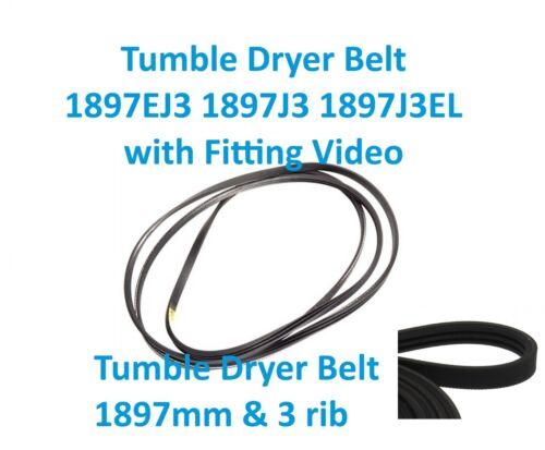 raccordo libero video Asciugatrice Cintura 1897J3 equivalenti a 421307850861