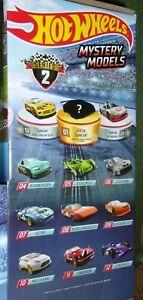 2019-Hot-Wheels-Mystery-Models-Series-2-Huracan-Acura-Dodge-Datsun-BMW-Ford