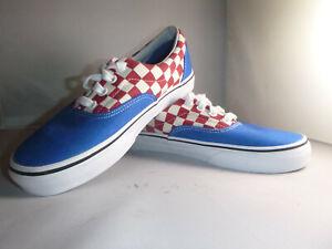 Vans Old Skool Pro Red/Blue/White
