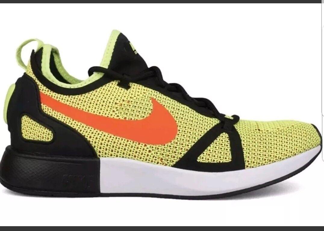 Nike Duel Duel Duel Racer Volt Bright Crimson Running shoes [918228-700] Size 14 a3262e