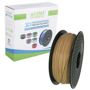 ACENIX-Wood-Colour-PLA-3D-Printer-Filament-1-75mm-1KG-Spool-for-3D-Printing