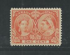 CANADA # 51 MNH QUEEN VICTORIA DIAMOND JUBILEE
