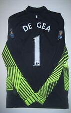 David De Gea Manchester United 2011 Goalkeeper Long Sleeve Spain National Nike