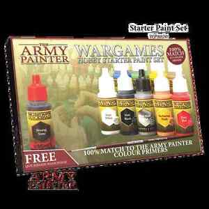 The-Army-Painter-BNIB-Warpaints-Starter-Paint-Set-APWP8020