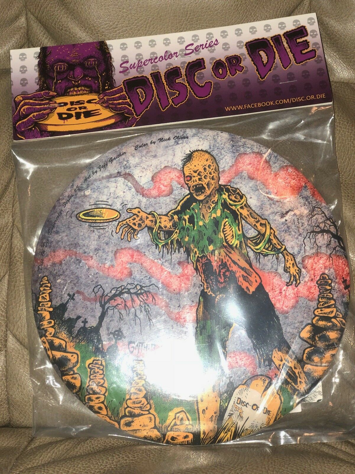 Discraft Disc Or Die Supercolor BUZZZ 177+  50 NEW