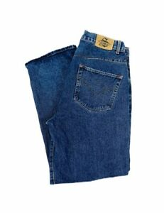 Vtg Snoop Dogg Clothing Co Men/'s 36 Baggy Fit Embroidered Signature Pocket Jeans