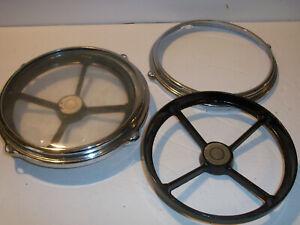 Remo-Slingerland-RotoTom-8-034-Chrome-Black-Drum-Tom-Loose-Spare-Parts