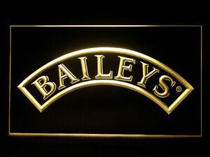 J609y Baileys Irish Cream For Pub Bar Display Light Sign Ebay