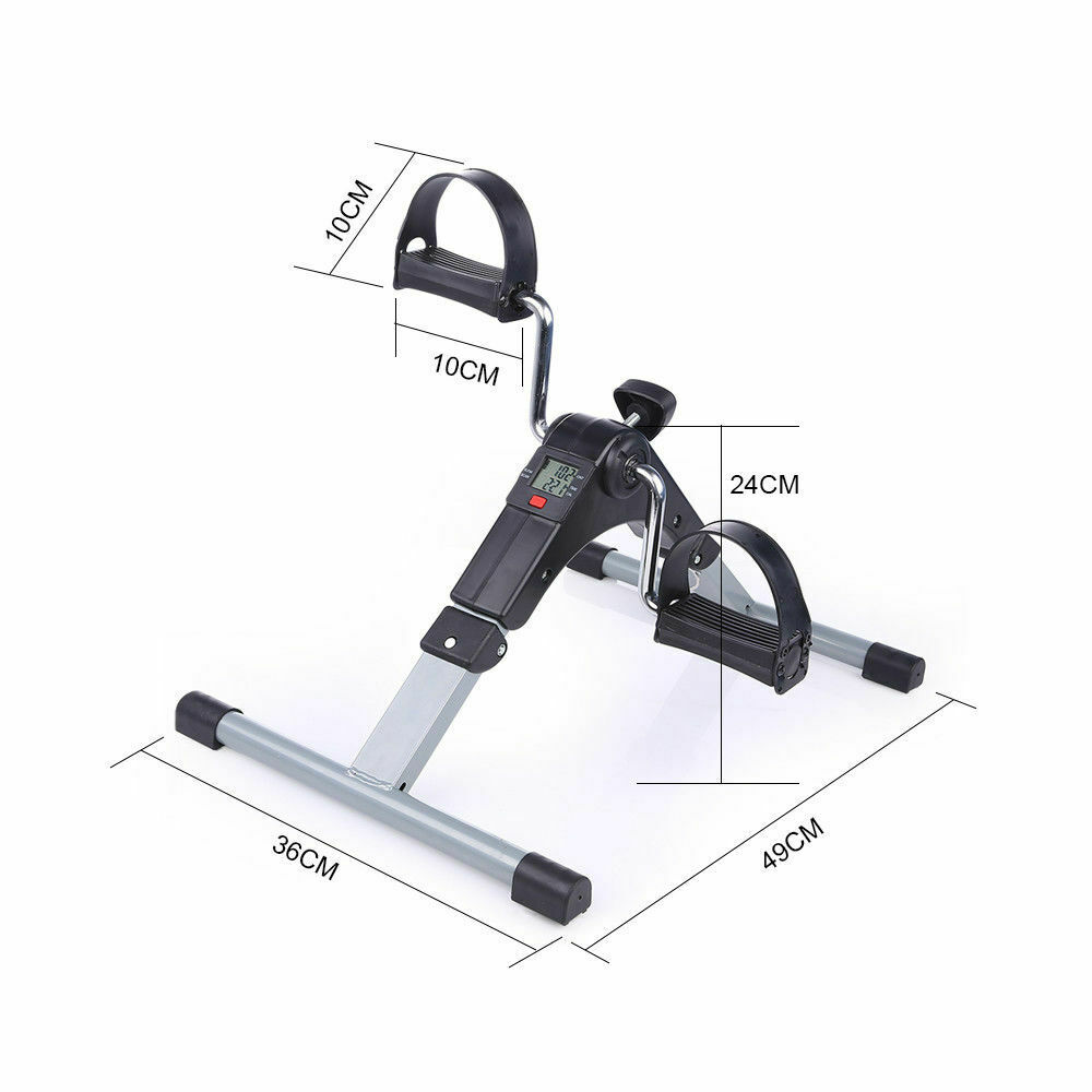 Digital Resistance Cycle Pedal for Leg Exerciser
