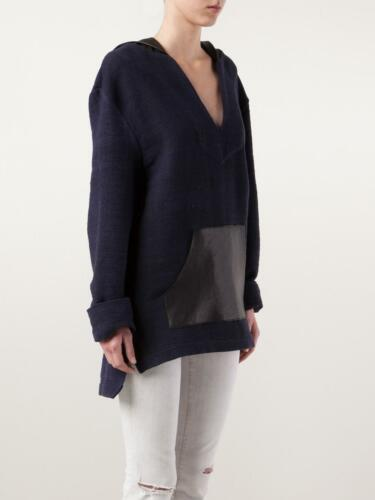 Weave usa baja sweater ribbed East nwt Top Baja HwBqYRq5