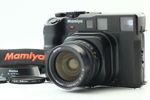 Quase-perfeito-Novo-Mamiya-6-Mf-camera-de-formato-medio-G-50mm-F4-L-Lente-Japao-1127