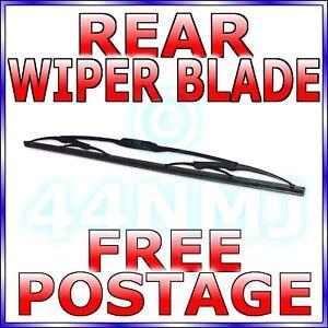 "REAR Back Metal WIPER BLADE Alfa Romeo Alfasud 20"""