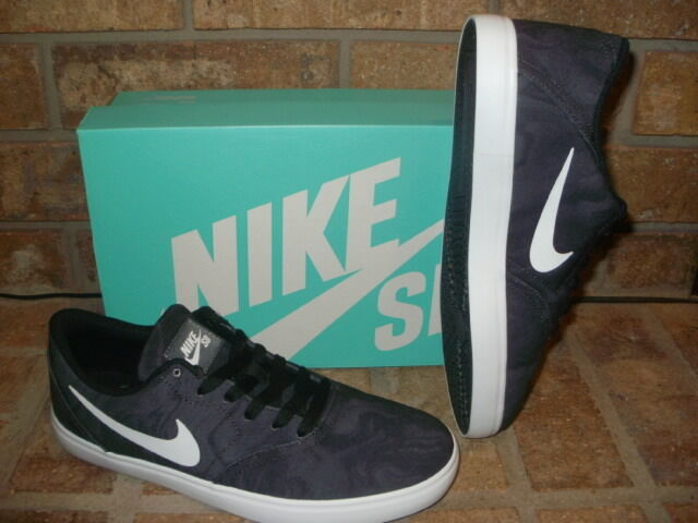 Nueva Nike SB check lienzo prima Athletic Athletic prima / zapato de skate / negro blanco reduccion de precio comodo y atractivo d4d5f4