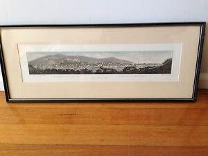 Quality-framed-Heidelberg-prints-2-gt-brought-Heidelberg-gt-classics-for-a-study-amp-den
