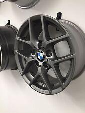 4X BORBET Y 7X16 ET40 Titan Matt 1er BMW E81 E87 F20 F21 E88 E82 Z4 E85 E89