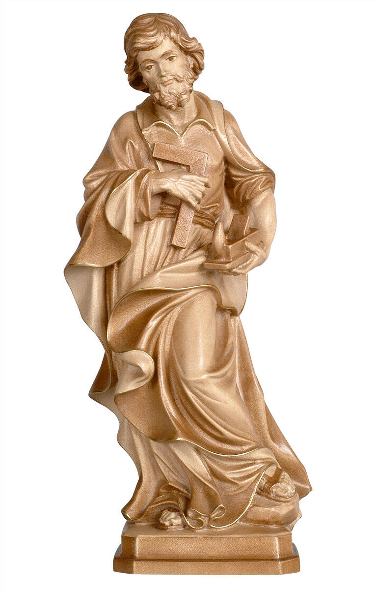 Statue SAN Giuseppe Arbeiter. st. joseph joseph joseph Zimmermann wood carved Statuen 33bafa