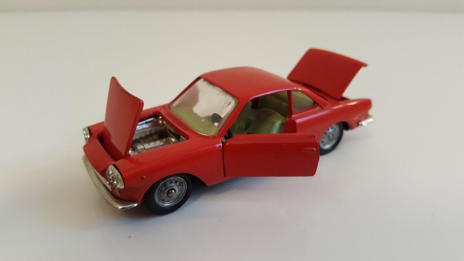 Politoys - 502 - Fiat Siata 1500 VN Mint (1 43)