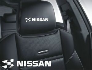 5x-Nissan-Sticker-for-leather-seats-and-other-flat-and-smooth-surfaces