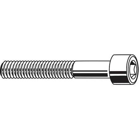 Fabory M07000.040.0070 M4-0.70 X 70Mm Black Oxide 12.9 Steel Socket Head Cap