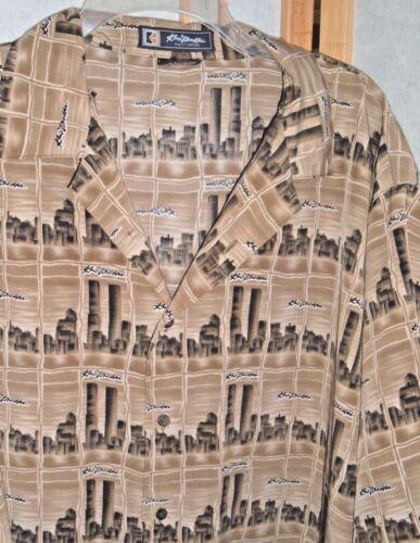 Kno Betta Urban City Scene Shirt XL Hip Hop City P
