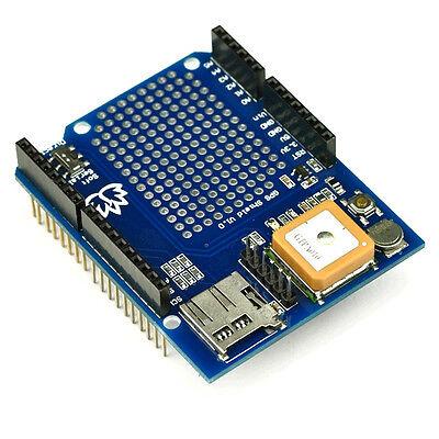 Tinysine GPS Logger Shield (For Arduino)