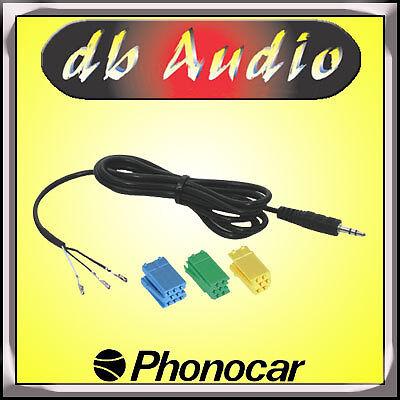 Il Prezzo Più Economico Phonocar 4/107 Ingresso Line Aux In Fiat Stilo Connettore Radio Stereo Mp3