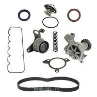 Bmw E28 E30 Timing Belt Tensioner Water Pump Valve Cover Gasket Kit on sale