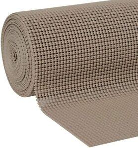 US Anti Slip Liner Non Skid Mat Rug Carpet For Shelves Drawers Cabinets Kitchen