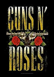 Maxi Size 36 x 24 Inch Guns /& Roses Use Your Illusion Poster New