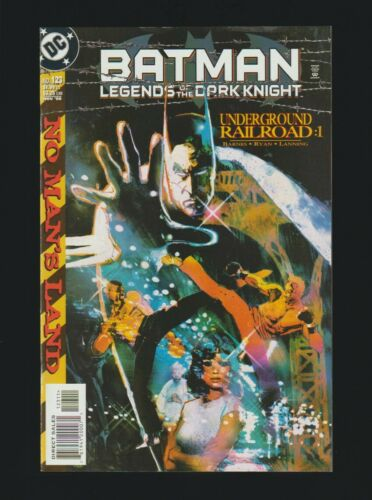 VF // NM Batman Legends Of The Dark Knight # 123 Flat Rate Combined Shipping!