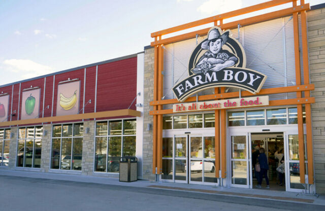 Farm Boy Grocery Stores in Ontario - $50 Gift Card for Fresh Market Shopping