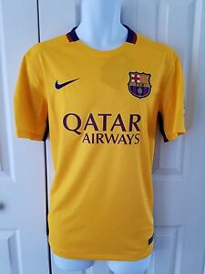 separation shoes 8c829 084fe fc barcelona away jersey 2015 Sale,up to 38% Discounts