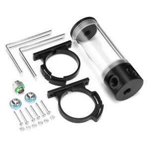 Acrylic-Cylinder-Reservoir-Water-Tank-Water-Cooling-G1-4-50mm-x-140mm-For-PC-CPU