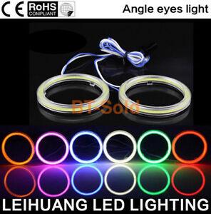 1-Pair-40MM-130MM-COB-SMD-Car-LED-Light-Ring-DRL-Angel-Eyes-Halo-Headlight-Lamp