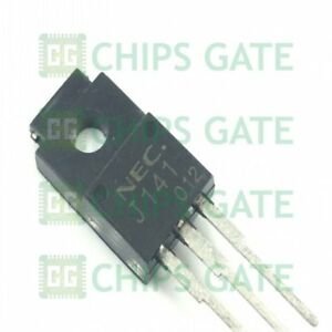 5PCS-2SJ141-Encapsulation-TO-220-MOS-Field-Effect-Power-Transistors