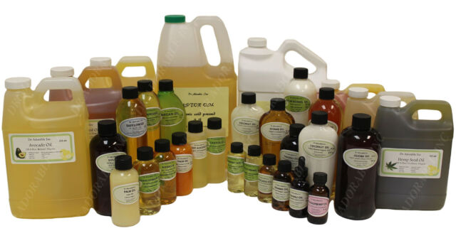 Kiwi Seed Oil 100% Pure Organic Cold Pressed 2 oz up to Gallon Free Shipping