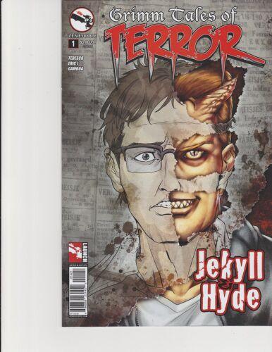 Grimm Tales of Terror Volume 2 #1 Cover B Zenescope Comic GFT NM Preitano