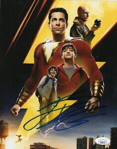 Jack-Dylan-Grazer-Autograph-Signed-8x10-Photo-Shazam-JSA-COA