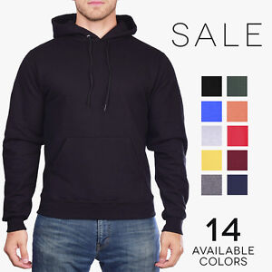 Champion Eco Fleece Pullover Hoodie Ultra Warm Hooded Jumper ...
