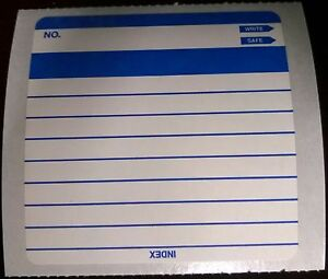100x-Floppy-Disk-Index-Labels-Multi-Purpose-NEW-OLD-STOCK